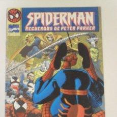 Cómics: SPIDERMAN: RECUERDOS DE PETER PARKER. Lote 144125314