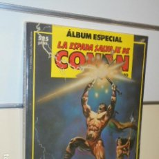 Cómics: LA ESPADA SALVAJE DE CONAN ALBUM ESPECIAL CON LOS Nº 50-51-52 - FORUM. Lote 144132206