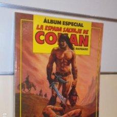 Cómics: LA ESPADA SALVAJE DE CONA ALBUM ESPECIAL CON LOS Nº 86-87-88 - FORUM. Lote 144133246