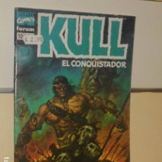 Cómics: KULL EL CONQUISTADOR Nº 10 - FORUM. Lote 144149514