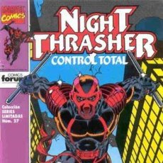Cómics: NIGHT TRASHER. CONTROL TOTAL EDITORIAL PLANETA-DEAGOSTINI COMPLETA 4 Nº. Lote 144175046