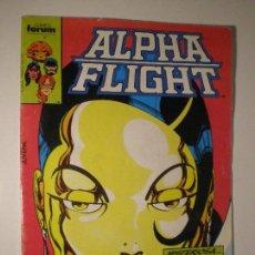 Cómics: ALPHA FLIGHT - Nº 15 - FORUM 1986// JOHN BYRNE MARVEL GRAPA Nº15. Lote 144208978