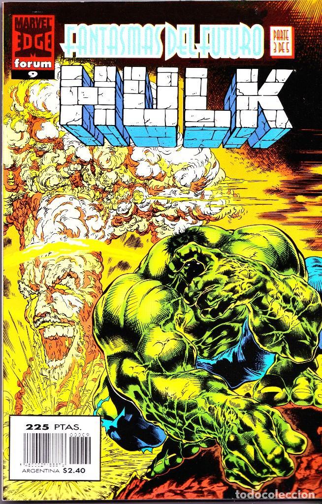 Cómics: HULK. VOL 2. 1 AL 24. COMPLETA. 1996 FORUM PLANETA - Foto 9 - 144223278
