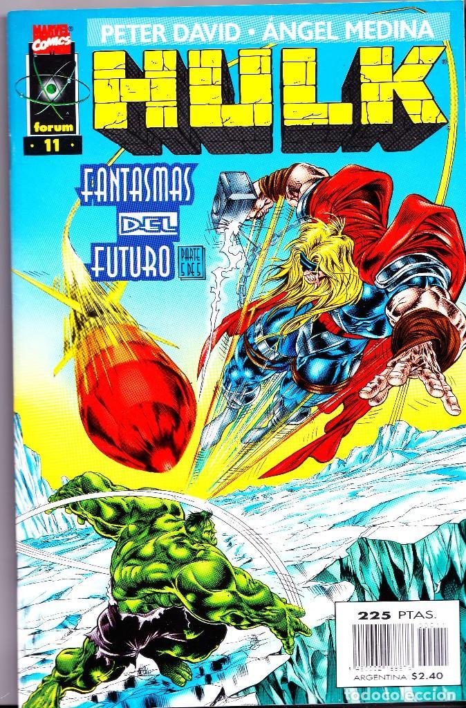 Cómics: HULK. VOL 2. 1 AL 24. COMPLETA. 1996 FORUM PLANETA - Foto 11 - 144223278