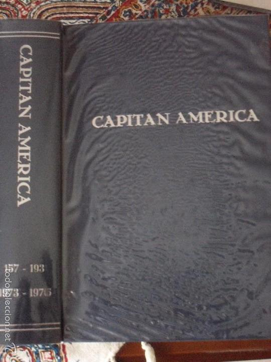 Cómics: TOMO CAPITAN AMERICA. FORUM. (B.M. CAPITAN AMÉRICA Nº 11-15). (FOTO E INFORMACIÓN EN FICHA) - Foto 2 - 60094371