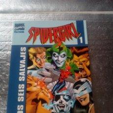 Cómics: SPIDERGIRL Nº1 -LOS SEIS SALVAJES-MARVEL COMIC-FORUM. Lote 144255066