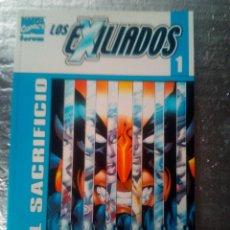 Cómics: LOS EXILIADOS Nº 1-EL SACRIFICIO-MARVEL COMIC-FORUM. Lote 144255794