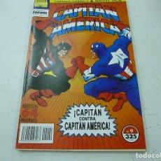 Cómics: CAPITAN AMERICA-NUMERO 9-FORUM-N. Lote 144330030