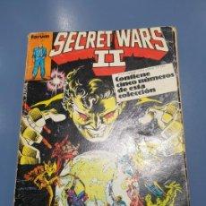 Comics: SECRET WARS. RETAPADO CON LOS NUMEROS 21 A 25 FORUM.. Lote 144464646