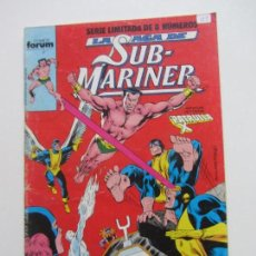 Comics - LA SAGA DE SUB-MARINER (SUBMARINER) Nº 6 DE 8 - FORUM MARVEL cx02 - 144622406