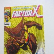 Comics: FACTOR-X VOL. 1 Nº 60 FORUM MARVEL CX02. Lote 144622790