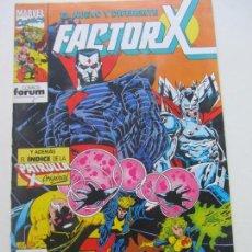 Comics: FACTOR-X VOL. 1 Nº 62 FORUM MARVEL CX02. Lote 144623294