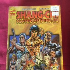 Cómics: FORUM SHANG-CHI MASTER OF KUNG-FU NUMERO 1 MUY BUEN ESTADO REF.1041. Lote 144700418