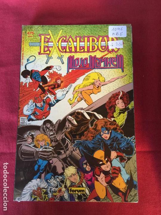 FORUM EXCALIBUR MOJO MAYHEM MUY BUEN ESTADO REF.1046 (Tebeos y Comics - Forum - Prestiges y Tomos)
