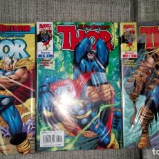 Cómics: THOR VOLUMEN 3 Nº 1 A 25 COMICS FORUM. Lote 144707390