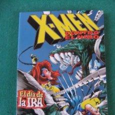 Cómics: X-MEN CONTRA EL NIDO EL DIA DE LA IRA TOMO FORUM. Lote 144875678
