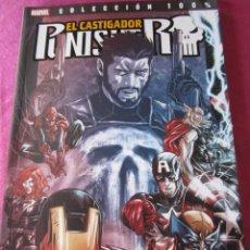 Comics : PUNISHER ZONA DE GUERRA: 100 % (PANINI) EXCELENTE C60. Lote 144954438