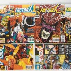 Cómics: FACTOR X NÚMEROS 71, 72, 73, 74, 75 Y 76 DE PETER DAVID Y JOE QUESADA. FORUM.. Lote 145196602