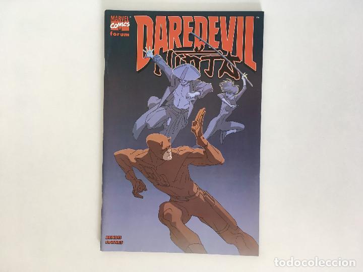 MARVEL KNIGHTS: DAREDEVIL NINJA DE BRIAN MICHAEL BENDIS Y ROB HAYNES. FORUM. (Tebeos y Comics - Forum - Daredevil)