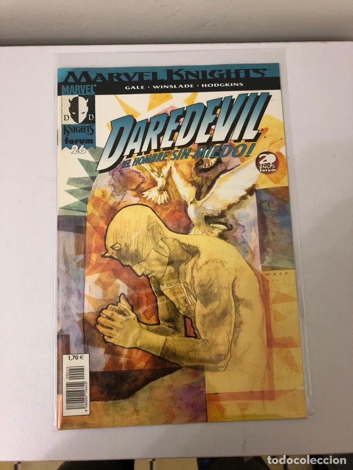 MARVEL KNIGHTS DAREDEVIL #26/FORUM (Tebeos y Comics - Forum - Daredevil)