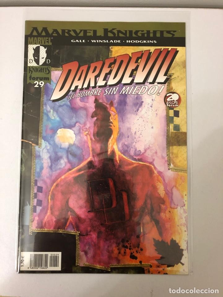 MARVEL KNIGHTS DAREDEVIL #29/FORUM (Tebeos y Comics - Forum - Daredevil)