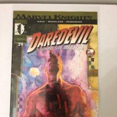 Cómics: MARVEL KNIGHTS DAREDEVIL #29/FORUM. Lote 145307220