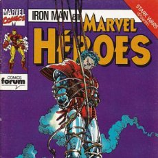 Cómics: MARVEL HÉROES STARK WARS (6ª PARTE) IRON MAN CÓMICS FORUM. Lote 145317726