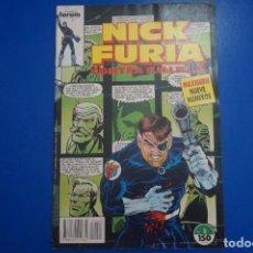 Cómics: CÓMIC DE NICK FURIA CONTRA SHIELD AÑO 1989 Nº 3 EDICIONES FORUM LOTE 9 BIS. Lote 145329690