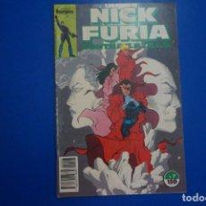 Comics : CÓMIC DE NICK FURIA CONTRA SHIELD AÑO 1989 Nº 7 EDICIONES FORUM LOTE 9 BIS. Lote 145329778