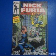 Cómics: CÓMIC DE NICK FURIA CONTRA SHIELD AÑO 1989 Nº 2 EDICIONES FORUM LOTE 2 E. Lote 145329882