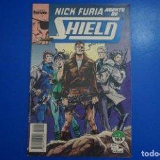 Cómics: CÓMIC DE NICK FURIA AGENTE DE SHIELD AÑO 1990 Nº 1 EDICIONES FORUM LOTE 9 BIS. Lote 145330002