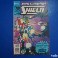 Cómics: CÓMIC DE NICK FURIA AGENTE DE SHIELD AÑO 1990 Nº 2 EDICIONES FORUM LOTE 9 BIS. Lote 145330034