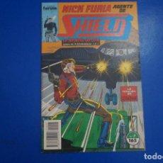 Comics : CÓMIC DE NICK FURIA AGENTE DE SHIELD AÑO 1990 Nº 7 EDICIONES FORUM LOTE 9 BIS. Lote 145330070