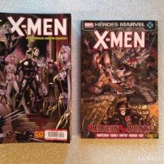 Cómics: X-MEN VOL. 4 - LA MALDICIÓN DE LOS MUTANTES - SÉRIE + TOMO ESPECIAL. Lote 145338026