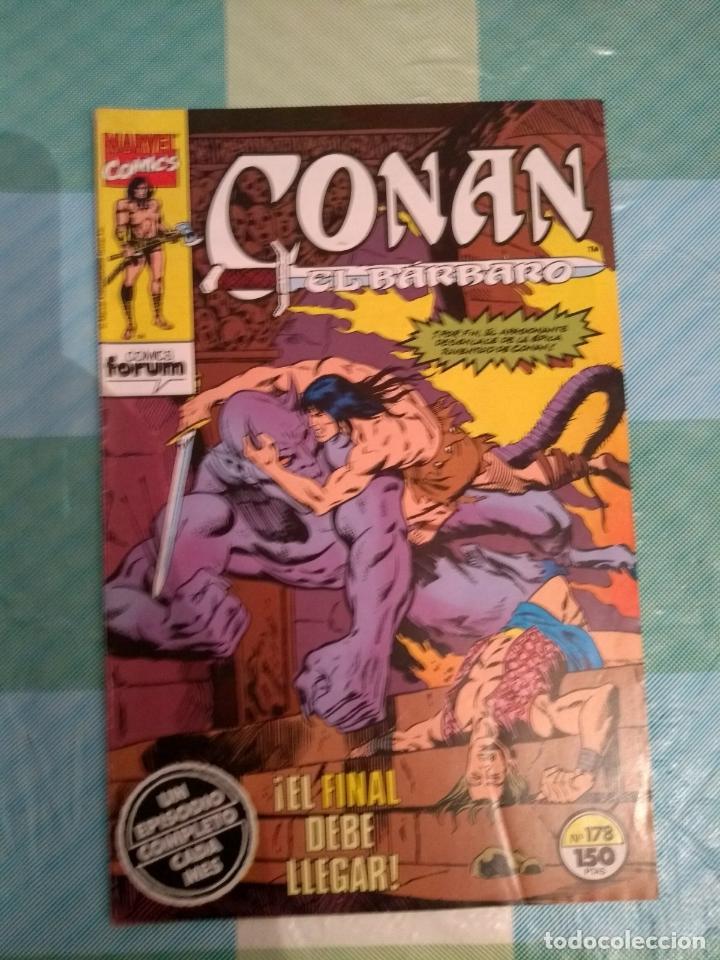 CONAN EL BÁRBARO Nº 178 (Tebeos y Comics - Forum - Conan)