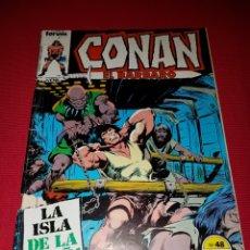 Cómics: CÓMICS CONAN EL BÁRBARO N° 48 COMICS FORUM. Lote 145426753