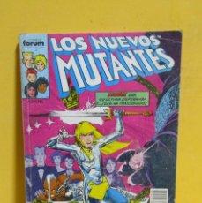 Cómics: LOS NUEVOS MUTANTES RETAPADO FORUM COMICS. CONTIENE LOS NUMEROS DEL 36 AL 40 AÑO 1987. Lote 145431774