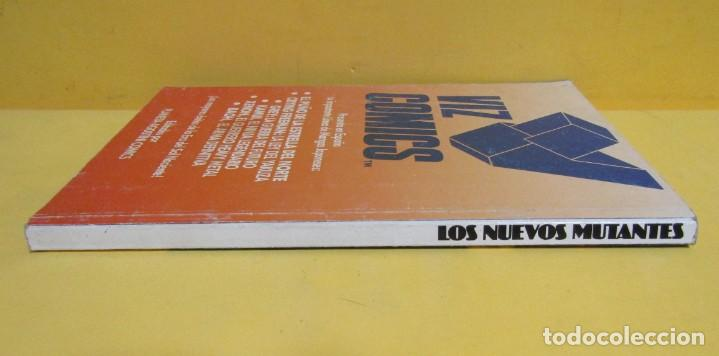 Cómics: LOS NUEVOS VENGADORES RETAPADO FORUM COMICS. CONTIENE LOS NUMEROS DEL 36 AL 40 AÑO 1987 - Foto 2 - 145432010