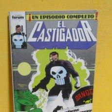 Cómics: EL CASTIGADOR RETAPADO FORUM COMICS. CONTIENE LOS NUMEROS DEL 6 AL 10 AÑO 1987. Lote 145432674