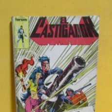 Cómics: EL CASTIGADOR COMICS FORUM RETAPADO CONTIENE DEL Nº11 AL Nº 15 AÑOS 80. Lote 145450538