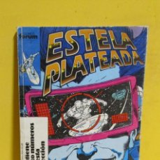Cómics: ESTELA PLATEADA COMICS FORUM RETAPADO CONTIENE DEL Nº16 AL Nº 20 AÑOS 80. Lote 145450646