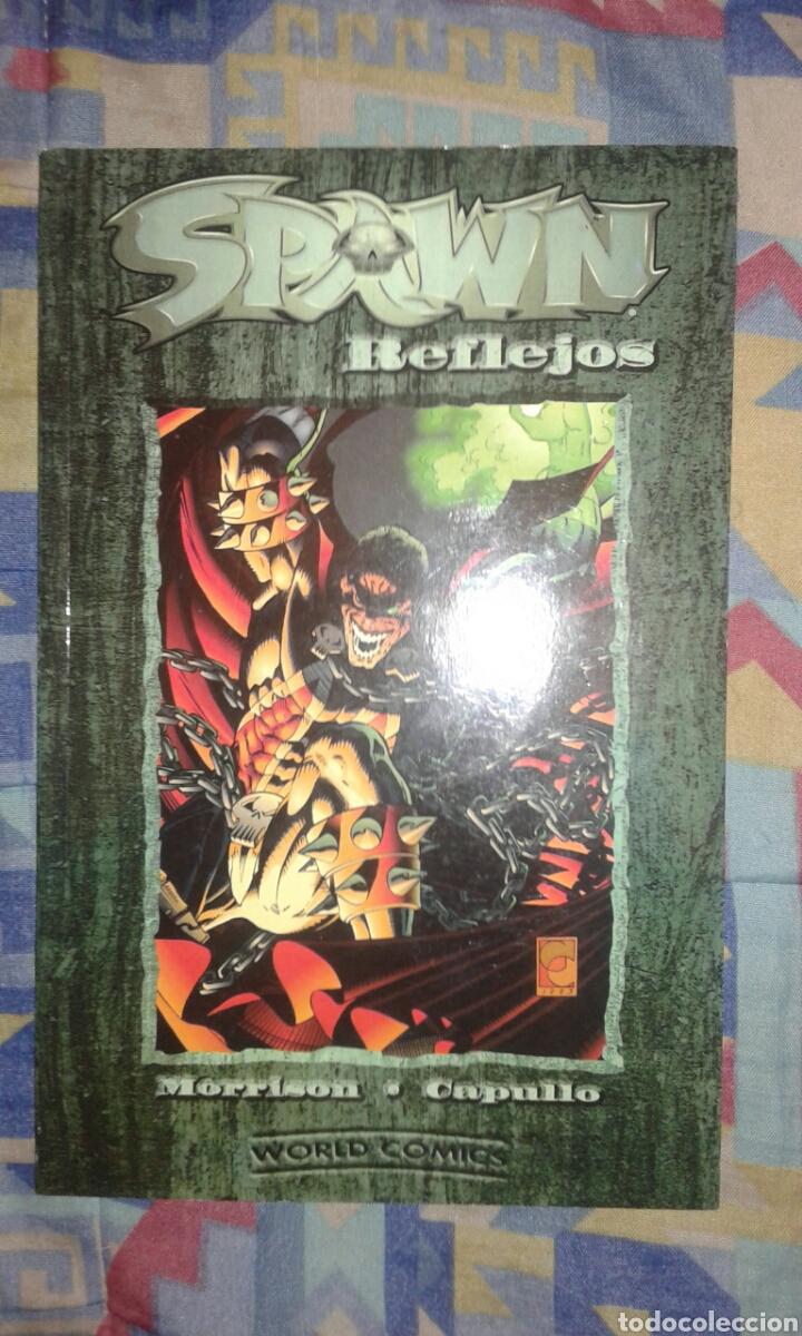 SPAWN: REFLEJOS: GRANT MORRISON: FORUM (Tebeos y Comics - Forum - Prestiges y Tomos)