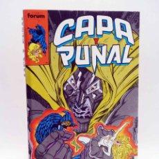 Cómics: CAPA Y PUÑAL RETAPADO 2 NºS 6 A 10. (MANTLO / MIGNOLA / BLEVINS) FORUM, 1989. OFRT. Lote 187555080