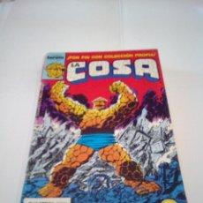 Cómics: LA COSA - FORUM - COLECCION COMPLETA - 16 NUMEROS - CJ 100 - GORBAUD. Lote 145470702