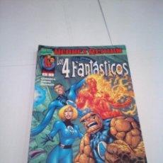 Cómics: LOS 4 FANTASTICOS - FORUM - HEROES RETURN - LOTE 9 NUMEROS - CJ 100 - BUEN ESTADO. Lote 145489034
