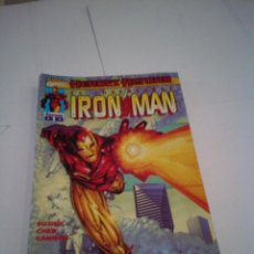 Cómics: IRON MAN - HEROES RETURN - LOTE 9 NUEMROS - 1 AL 9 - BUEN ESTADO - FORUM - CJ 100. Lote 145489786
