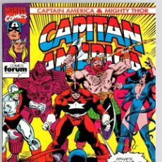 Cómics: CAPITAN AMERICA. Nº 12. CAPTAIN AMERICA & MIGHTY THOR. MARVEL. 1993, PLANETA. Lote 145603218