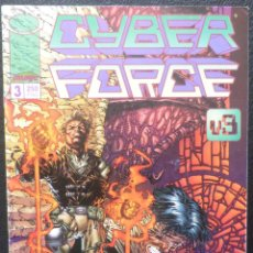 Cómics: COMIC CYBERFORCE,IMAGE,WORLD COMICS,NUMERO 3.VOL 3, AÑO 1997. Lote 145707302