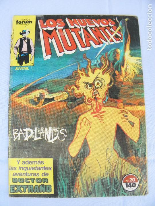 CÓMIC LOS NUEVOS MUTANTES Nº 20, FORUM (Tebeos y Comics - Forum - Nuevos Mutantes)