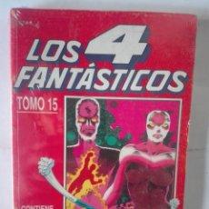 Cómics: LOS 4 FANTASTICOS 121 AL 127. Lote 147648981